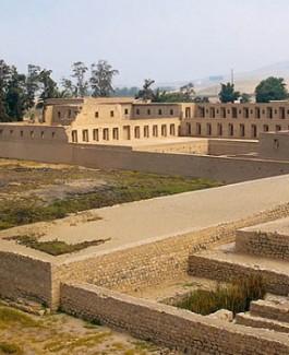 Lima and Pachacamac