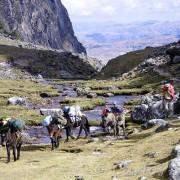 Urubamba - Pumahuanca - Yanahuara Trek