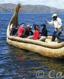 Le Lac Titicaca et Puno