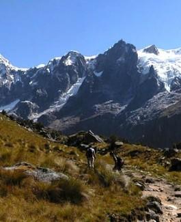 The Trek Santa Cruz -Quebrada Ulta