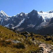 Le Trek de Santa Cruz -  Quebrada Ulta