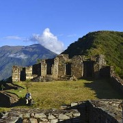 Trek Choquequirao to Machu Picchu
