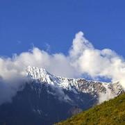La cordillère Vilcabamba, dernière refuge de L'empire Inca