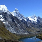 The Huayhuash Trek
