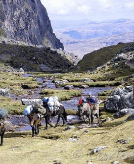 Trek d'Urubamba - Pumahuanca - Yanahuara